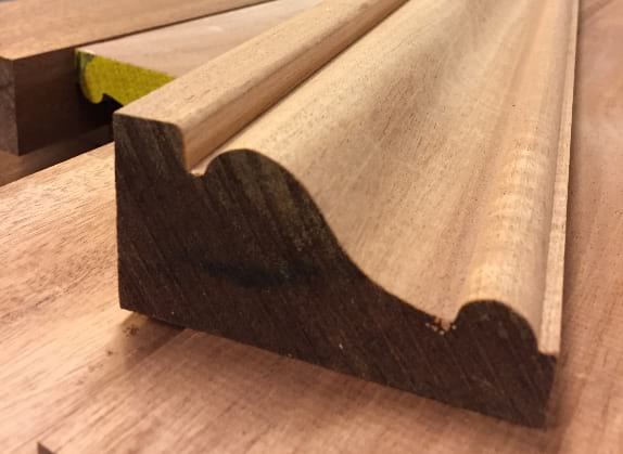 Machined Hardwoods